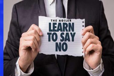 Imparare a dire no